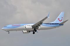 G-TAWU (LIAM J McMANUS - Manchester Airport Photostream) Tags: gtawu thomsonairways thomson by tom worldoftui boeing b737 b738 738 b73h 73h boeing737 boeing737800 manchester man egcc