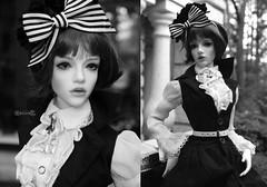 Mistress (BblinkK) Tags: angelsdoll flora 13 sd bjd hybrid mirodollbody