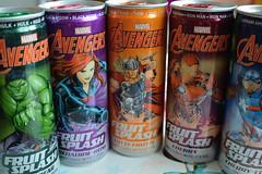 Avengers (vegeta25) Tags: 118picturesin2018 avengers superhero hulk thor ironman captain america black widow cans