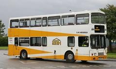 E & M Horsburgh, Pumpherston, Livingston E321 MSG on West Lothian schools services. (Gobbiner) Tags: e321msg alexanderrh lothian emhorsburgh olympian westlothian pumpherston leyland 321 livingston