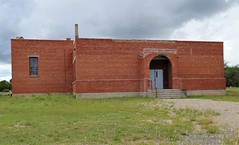 90418-061, Abandoned Duran, New Mexico School (skw9413) Tags: newmexico abandonedschool