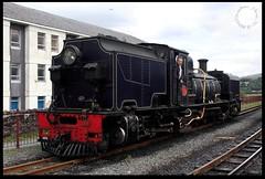 NG87 (zweiblumen) Tags: ng87 ngg16 262262 garratt steam locomotive welshhighlandrailways rheilffordderyri sociétécockerillseraing 1937 canoneos50d polariser zweiblumen