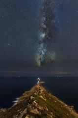 Punta del Toro (carloscarriónsánchez) Tags: mallorca víaláctea milkyway night longexposure cielo noche estrellas stars