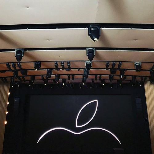 Steve Jobs Theater now. #AppleEvent will by nobihaya, on Flickr