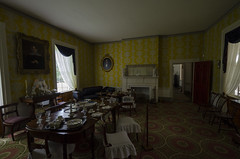 Dining Room Travellers Rest (rschnaible (On Holiday)) Tags: travellers rest plantation nashville tn tennessee the south building architecture historical history circa 1799 interior work production farm farming