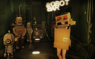 Robot Bar ★★★★★ Yelp Rating