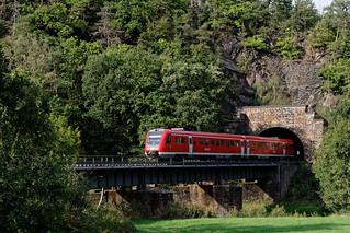Elstertalbahn BR 612