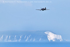 2986 LF363 Isle of Wight (photozone72) Tags: bournemouth airshows aircraft airshow aviation canon canon7dmk2 canon100400f4556lii 7dmk2 bbmf raf warbirds wwii rafbbmf hurricane lf363