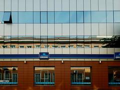Сибанк (vereiasz) Tags: bank starazagora bulgaria vereiasz geometry pattern reflection windows geometric distortion phone samsunggalaxys9 сибанк europe balkans inexplore topf25