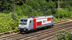 IGE 185 678 at Duisburg Lotharstrasse (37001 overseas) Tags: ige 185678 rheinhausen duisburg lotharstrasse