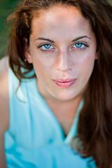 Elisa (Luca Ricagni) Tags: portrait portraiture ritratto ritrattistica blue blueeyes eyes lucaricagni luca wwwlucaricagniit ricagni models model girl girls hair nikon sigma105mm sigma sigma105 sigma105macro d800 nikonfxshowcase