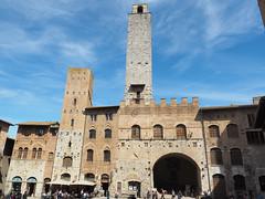 Torre Grossa | San Gimignano, Italy (sonic010739) Tags: olympus omd em5markii olympusmzdigital1240mm italy sangimignano