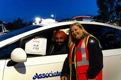 Happy Taxi Crew 1 (Bracus Triticum) Tags: happy taxi crew people calgary カルガリー アルバータ州 alberta canada カナダ 7月 七月 文月 shichigatsu fumizuki bookmonth 2018 平成30年 summer july