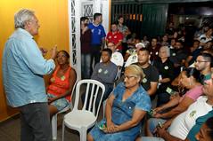 22/08/2018 Reunião com amigos na QSF 11 em Taguatinga Sul