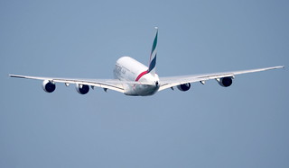 Airbus A380-861  A6-EDK -  Emirates Airlines