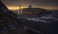 Segundas oportunidades (el_farero) Tags: sunset landscape lighthouse islapancha pancha lugo seascape farero faro atardecer canonespaña cpscanon