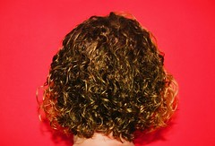 Red Curls (marcus.greco) Tags: red curls woman hair portrait back conceptual surreal