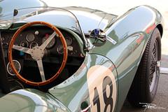 1955 Aston Martin DB3S (Twilightphoto.com) Tags: 1955 aston martin db3s monterey historics rolex laguna seca 2018 vintage racing race hsr motorsports reunion motor sports sport california ca historic wooden steering wheel 18 mark pearson twilightphotocom number pits paddock padok padock