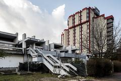 Hotel Continental. (Stefano Perego Photography) Tags: stepegphotography stefano perego building concrete modernism modernist brutalism brutalist modern architecture design former yugoslavia