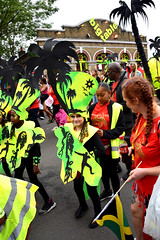 DSC_7171 Notting Hill Caribbean Carnival London Exotic Colourful Costume Girls Dancing Showgirl Performers Aug 27 2018 Stunning Ladies (photographer695) Tags: notting hill caribbean carnival london exotic colourful costume girls dancing showgirl performers aug 27 2018 stunning ladies