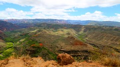 Livin' on the Edge (Ken S Three) Tags: panorama panoramic kauai hawaii cliff edge breathtakinglandscapes