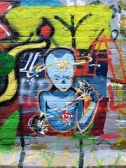 / Werregarenstraatje - 10 sep 2018 (Ferdinand 'Ferre' Feys) Tags: gent ghent gand belgium belgique belgië streetart artdelarue graffitiart graffiti graff urbanart urbanarte arteurbano ferdinandfeys