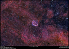 Croissant in Cygnus (Terry Hancock www.downunderobservatory.com) Tags: qhy qhy367c chroma astronomy astrophotography astroimaging sky space cosmos
