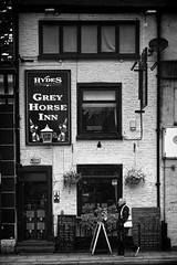The Grey Horse (JEFF CARR IMAGES) Tags: manchester northwestengland streets