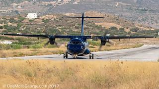 LGML I 28.07.2017 I ATR 42-300 I SX-DIQ