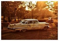 1956 Cadillac at Massen Dirt Track 2018 (essichgurgn) Tags: dirttrack speedway oldtimer vintagecar vintage kustom custom lowrider tikki tuning cadillac fleetwood 1950 1951 1952 1953 1954 sedan 1955 1956