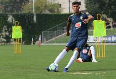 Seleção Sub-20 treina no campo e academia para enfrentar o México (cbf_futebol) Tags: seleção sub20 treinoseleçãobrasileira mexico futebol brasil soccer futbol