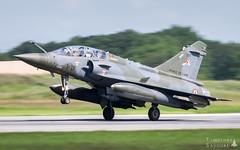 BA105   Armée de l'Air Dassault Mirage 2000D (Timothée Savouré) Tags: 3if dassault mirage 2000 2000d armée de lair french air force evreux ba105 afb base lfoe evx 609