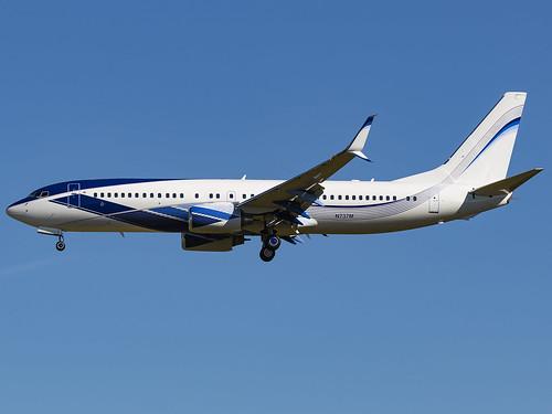 EIE Eagle Inc | Boeing 737-8EQ(WL) BBJ2 | N737M