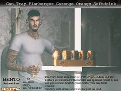 No59 Softdrink Can tray Carange (Caroline Planer) Tags: ultra can cans dosen drinks drinking refreshing cola coke lemonade orange lemon sprudel