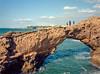 Biarritz #1 (area51delcorazon) Tags: ektar100 kodakektar100 ektar fuji 120 ga ga645 fujiga645 fujifilmga645 mediumformat fm mf color francia france film biarritz