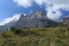 L'Au de Mex (bulbocode909) Tags: valais suisse mex laudemex montagnes nature paysages nuages rocherdegagnerie lavierge bleu vert alpages groupenuagesetciel