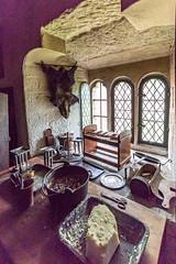 Candle making area (Carol Spurway) Tags: pockerleyoldhall museum pockerleyoldhouse workingmuseum 1820s countydurham openairmuseum beamish stanley livingmuseum