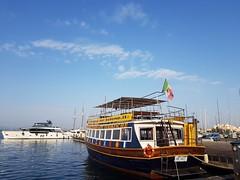 Last day in Siracusa.❤ (Antónia Lobato) Tags: siracusa ortigia lungomare boats italia italy itália