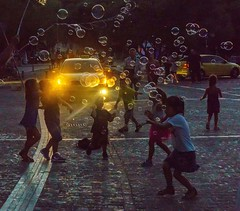 Bubbles (athanasakisgia) Tags: bubbles streetphotography