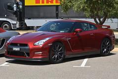 Nissan GT-R (jfhweb) Tags: jeffweb sportauto sportcar racecar voituregrandtourisme voituredesport gt supercar voituredecourse courseautomobile circuitpaulricard circuitducastellet lecastellet httt nissan gtr