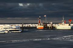 20100108-IMG_6581 (Detlef Lau) Tags: beweglichesachen boote eis ereignisse kühlungsborn natur ortestadtland schnee winter hafen seegelboote