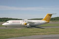 SE-DSY British Aerospace 146 Avro RJ100 Malmo Aviation (pslg05896) Tags: sedsy bae146 avro rj100 malmoaviation bma essb stockholm bromma