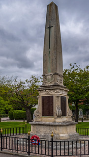 War Memorial - The Green - Old Stevenage (Hertfordshire) Fujifilm X100F (1 of 1)