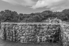 Molino del agua (raulbbx) Tags: a007n parque del molino de agua torrevieja la mata comunidad valenciana salinas nikon d3 tamrom 24 70 28 vc composición blanco negro cabo cervera