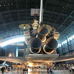 NASA Space Shuttle DISCOVERY @ Udvar-Hazy Center: Icon of the manned space flight thumbnail