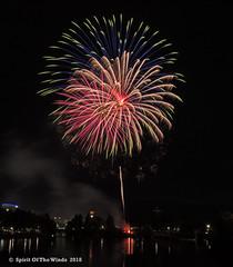 The Cross (jimgspokane) Tags: fireworks pyrotechnics spokanewashingtonstate spokaneriver the4thofjuly independenceday