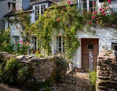 Lapwing Cottage, Dittisham (Bob Radlinski) Tags: devon dittisham england europe greatbritain lapwingcottage uk travel em1d0374orf