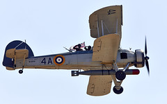 Swordfish (Bernie Condon) Tags: fairey swordfish rn navy royalnavy carrier bomber torpedo attack ww2 vintage preserved rnhf aircraft plane flying aviation hmsheron yeovilton rnas royalnavyairstation airfield airshow display airday