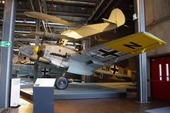 5052 Messerschmitt Bf110 msn 5052 LN+NR (eLaReF) Tags: 5052 messerschmitt bf110 msn lnnr berlin deutsches technik museum technikmuseum