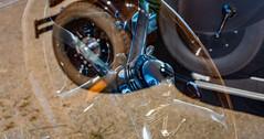 Automobile Classic-Gala Schwetzingen (painterman59) Tags: nikon d810 car auto automobil oldtimer schwetzingen concoursd'elegance classicgala technik detail spiegelung reflection